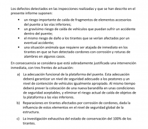 Retall de l'informe de setembre de 2015